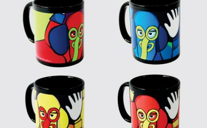 Arte Colombiano Mugs