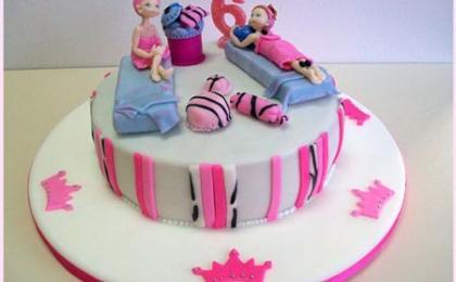 Adornos para fiestas infantiles en spa