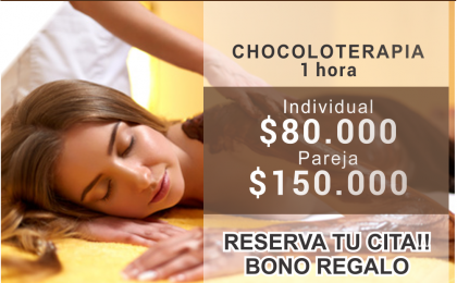 chocoloterapia spa ibague