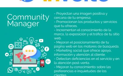 community manager, redes sociales, marketing digital, facebook, twitter