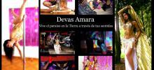 danza arabe, pole dance, burlesque, shows y eventos empresariales