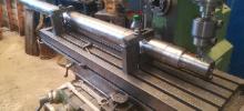 Fresadora en Sogamoso, Industrias Orduz, Mecanizados