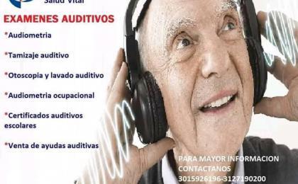 examenes auditivos turbaco