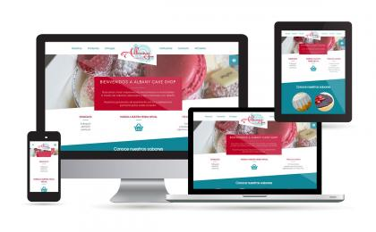 Sitios web, Diseño para móviles, Comercio Electrónico
