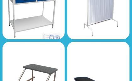 Muebles para dotación medico - hospitalaria en Cali-Valle