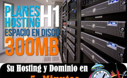 Hosting Colombia H1